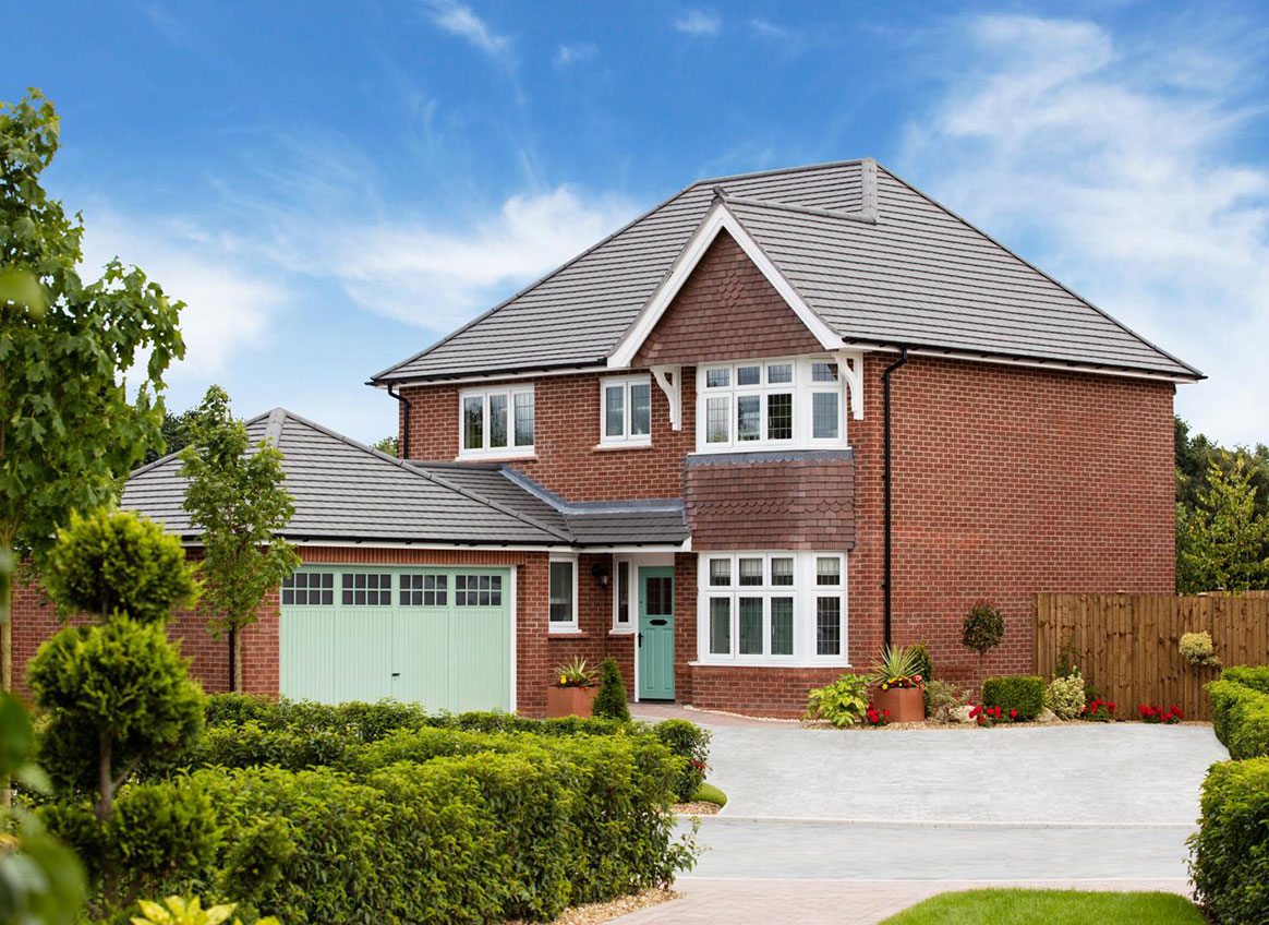 New Build Homes at Canterbury in in Poulton-le-Fylde