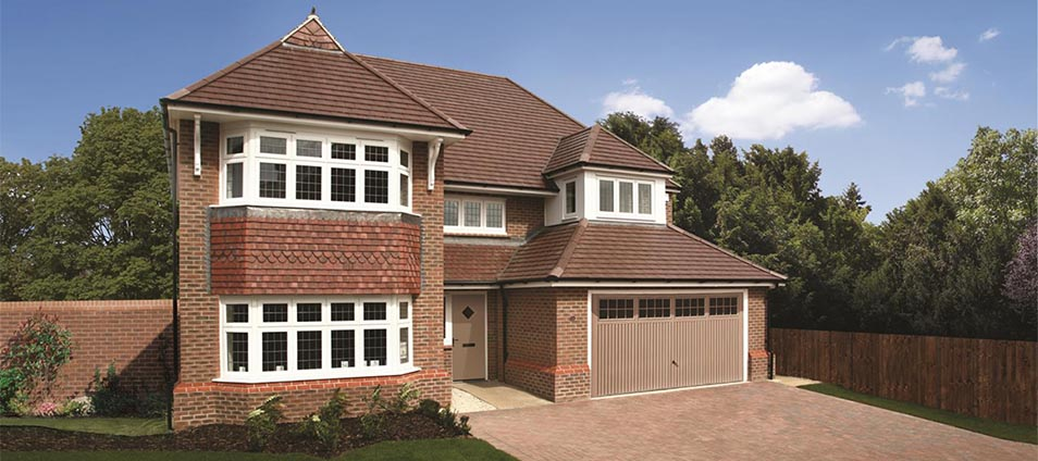 Redrow house floor plans house design plans for New build 4 bedroom homes